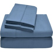 Bare Home Ivy Union Premium Microfiber Ultra-Soft Twin XL Sheet Set; Coronet Blue