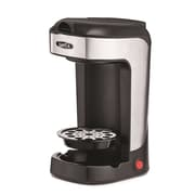 BELLA Single Scoop Coffee Maker; Black