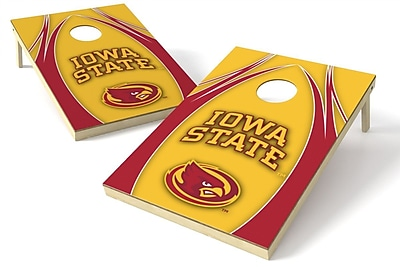 Tailgate Toss NCAA Cornhole Game Set; Iowa State Cyclones WYF078278972376