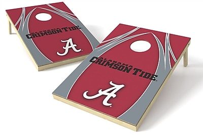 Tailgate Toss NCAA Cornhole Game Set; Alabama Crimson Tide WYF078278972424