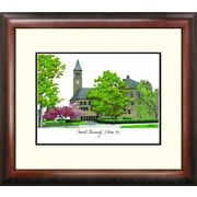 Campus Images NCAA Cornell University Alumnus Lithograph Framed Photographic Print