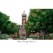 Campus Images NCAA Clemson University Lithograph Photographic Print