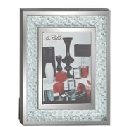 Cole & Grey Wood Mirror Photo Frame