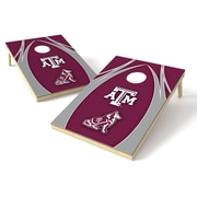 Tailgate Toss NCAA Cornhole Game Set; Texas A&M Aggies