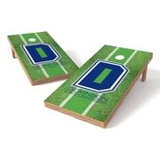 Tailgate Toss NCAA Dickinson State Field Cornhole Game Set