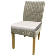 Forever Patio Lassiter Dining Side Chair with Cushion