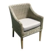 Forever Patio Telluride Dining Arm Chair w/ Cushion