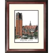 Campus Images NCAA Florida University, the Tower Alumnus Framed Photographic Print