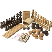Butler Masterpiece Anatoly Wood Multi Game Table