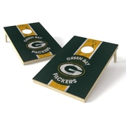 Tailgate Toss NFL Heritage Cornhole Game Set; Green Bay Packers