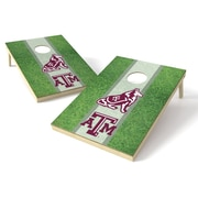 Tailgate Toss NCAA Field Cornhole Game Set; Texas A&M Aggies