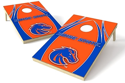 Tailgate Toss NCAA Cornhole Game Set; Boise State Broncos WYF078278972170