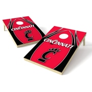Tailgate Toss NCAA Cornhole Game Set; Cincinnati Bearcats