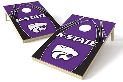 Tailgate Toss NCAA Cornhole Game Set; Kansas State Wildcats WYF078278972198