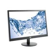 "AOC® E2470SWHE 23.6"" LED LCD Monitor, Black"
