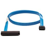 HP® External Mini-SAS HD Extension Cable, 3.28' (716195-B21)