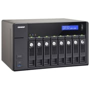 Qnap® TVS-871-I5-8G-US Turbo vNAS Intel i5-4590S 8-Bay NAS Server