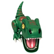 Spin Master® Zoomer Chomplingz Z-Rex Game Playing Species Toy, Green (6023357)