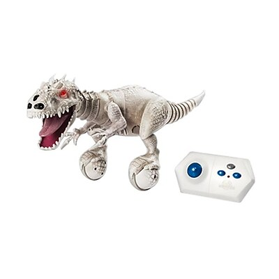 Spin Master Zoomer Collectible Robotic Edition Jurassic World Dino Game Playing Species Toy, Green (6024994) IM12Z6508