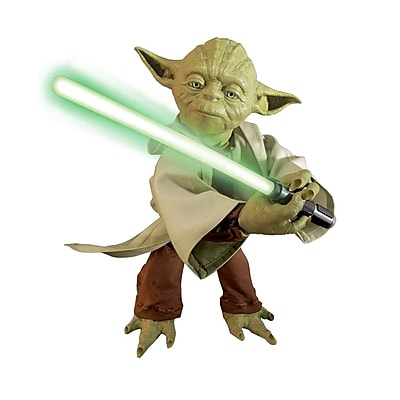Spin Master Star Wars Legendary Jedi Master Yoda Toy, Multicolor (6025110) IM12Z6538