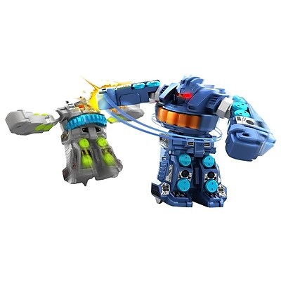 Spin Master Air Hogs Smash Bots Toy Robot, Multicolor (6026786) IM12Z6503