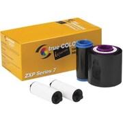 Zebra® IX Series Thermal Transfer Printer Ribbon, Black (800077-701)
