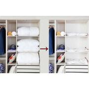 StorageManiac Vacuum-Sealed Bag, Space Saver Vacuum Seal Storage Bags (Set of 3)