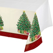 Creative Converting Perfect Pine Plastic Tablecloth (317144)