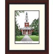 Campus Images NCAA Kentucky University Legacy Alumnus Lithogrpah Framed Photographic Print
