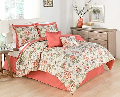 Traditions by Waverly Casablanca 6 Piece Reversible