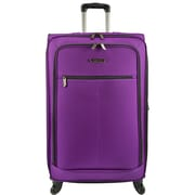 Traveler's Choice Lightweight 31'' Spinner Suitcase; Purple