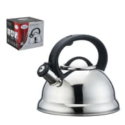 Alpine Cuisine 2.95-qt. Stainless Steel Tea Kettle; Stainless Steel