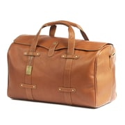 Claire Chase 18.25'' Carry-On Duffel; Saddle