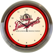 Neonetics 15'' Leinenkugels Beer Neon Clock