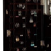 Mele & Co. Verona Mirrored Jewelry Armoire