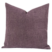 Siscovers Steele Passion Throw Pillow; 16'' H x 16'' W x 6'' D
