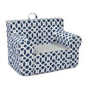 kangaroo trading company Grab-n-Go Tween Foam Chair; Navy