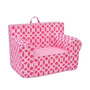 kangaroo trading company Grab-n-Go Tween Foam Chair; Passion Pink
