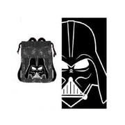 Linen Depot Direct Disney Star Wars Darth Vader 2 Piece Towel Set (Set of 2)