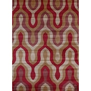 Rug and Decor Inc. Gulistan Power Loomed Brown Area Rug; 2' x 3'