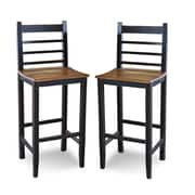 Sunset Trading Party 30'' Bar Stool (Set of 2)