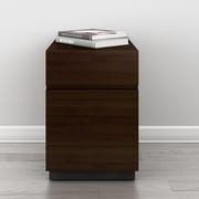 Furnitech Signature Home 2-Drawer Vertical File; Walnut