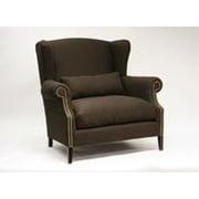 Zentique Inc. Napoleon Half Wingback Chair