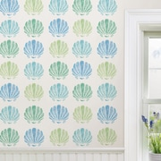 WallPops! 32 Piece Sanibel Applique Wall Decal Set