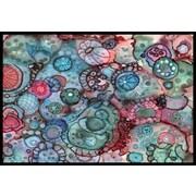 Caroline's Treasures Abstract Doormat; 1'6'' x 2'3''