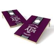 Tailgate Toss NCAA Heritage Cornhole Game Set; Texas A&M Aggies