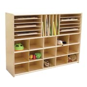 Contender Ready-To-Assemble Multi-Storage Shelving Unit