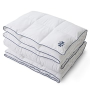 IZOD Anti-Allergen/Anti-Microbial Down Alternative Comforter; Full/Queen