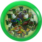 Ashton Sutton 9.75'' Teenage Mutant Ninja Turtle Wall Clock