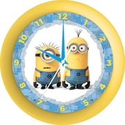 Ashton Sutton 9.75'' Minions Wall Clock